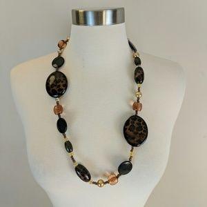 Beaded Necklace [Jewelry]